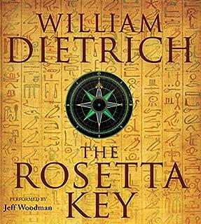 The Rosetta Key audiobook cover art