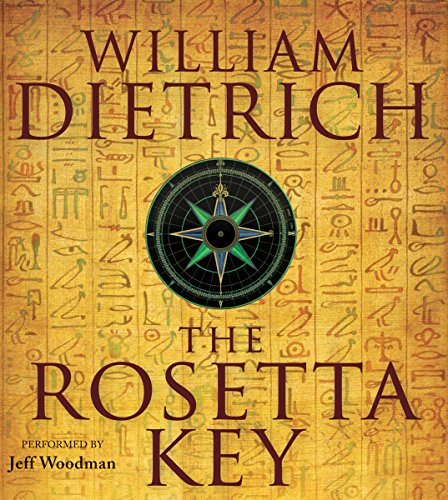 The Rosetta Key audiobook cover art
