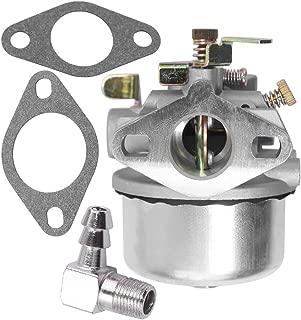 Anxingo 46 853 01-S Carburetor for Kohler Carter 8hp K90 K91 K141 K160 K161 K181 Engine Motor 4685301-S 46 053 03-S 4605303-S with Gasket