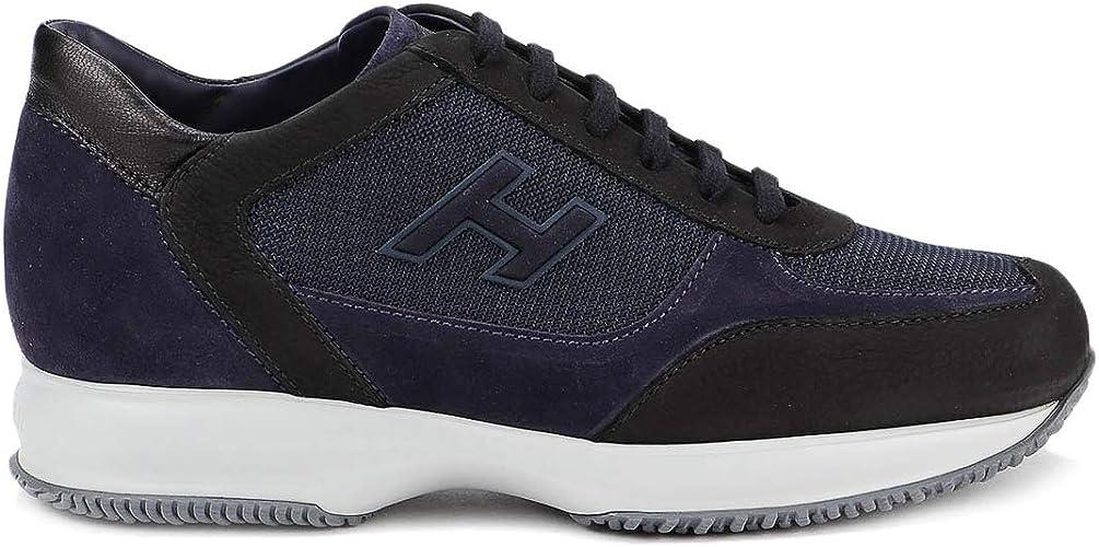 Amazon.com   Hogan Interactive H Flock Sneakers   Shoes