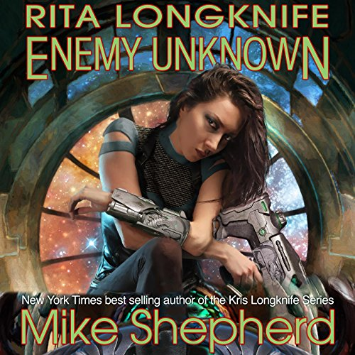 Rita Longknife - Enemy Unknown cover art