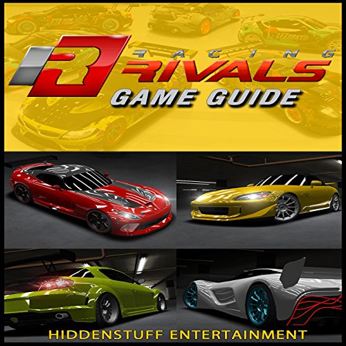 Racing Rivals Game Guide audiobook cover art