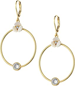 Kate Spade New York - Special Occasion Drop Hoops