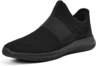 Feetmat Women's Sneakers Slip-On Lightweight Breathable Tennis Walking Running Casual Shoes