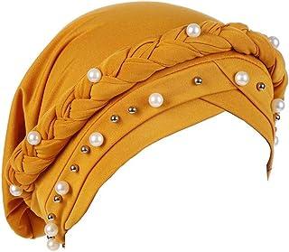 Riverdalin Toddler Kids Baby Girl Sun Hat Cotton Foldable 50 SPF Protective Outdoor Breathable Princess Cap Beanie Visor