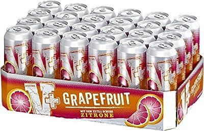 V+ Grapefruit Biermischgetränk (24 x 0.5 l Dose)