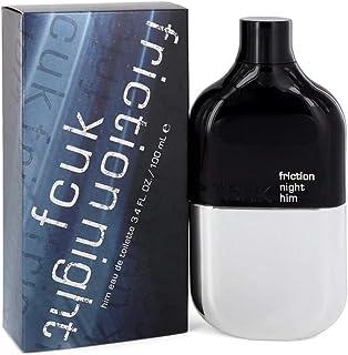 Fcuk Friction Night woda toaletowa w sprayu dla mężczyzn, 90 ml