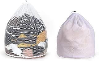 洗濯ネット ランドリーネット 洗濯ネット 洗濯バッグ 細かい網目 型崩れ防止 絡み防ぎ 傷み防止 旅行袋 収納袋 丈夫 家庭用 2枚入