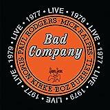 Bad Company: Bad Company Live in Concert1977 & 1979 (Audio CD (Live))