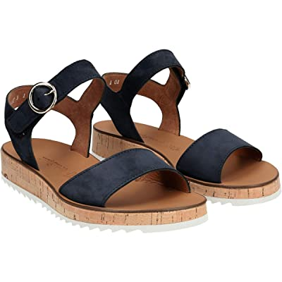 Paul Green Audrey Sandal (Space Nubuck) Women