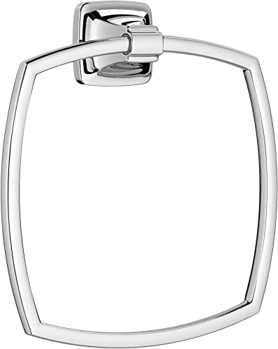 popular American Standard 7353190.002 outlet online sale Townsend Towel Ring,,, Polished lowest Chrome online sale