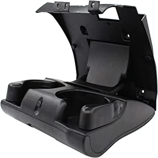 NewYall New Black Cup Holder Instrument Panel Cup Holder