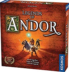 The land of Andor is in danger From the mountains and forests enemies are advancing toward the castle of old King Brander