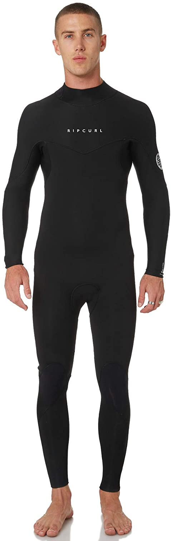 Rip Curl Dawn Patrol 年中無休 3 2 Back-Zip Wetsuit Black Men's Full 新作からSALEアイテム等お得な商品満載 - XL