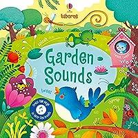 Garden Sounds (Usborne Sound Books)