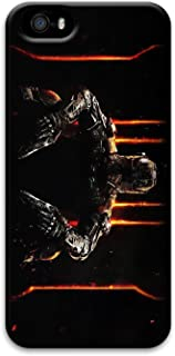 iPhone 5 Case, iPhone 5S Cases - Customized Design 3D Case Cover for iPhone 5/5s Call Of Duty Black Ops 3 Protective Hard Back Case Bumper for iPhone 5/5S