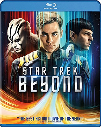 STAR TREK BEYOND - STAR TREK BEYOND (2 Blu-ray)
