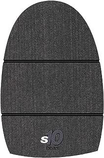 Dexter The 9 Slide Sole - Extra Long Slide 10 Grey Felt Large, Brown/A, Large (Men's 11-12)