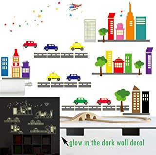 building wall stickers