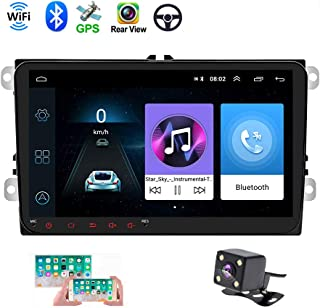 Double Din Car GPS Navigation Head Unit 9