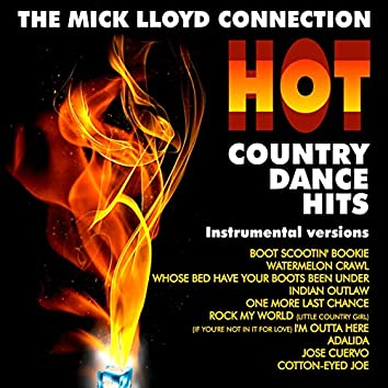 Hot Country Dance Hits: Instrumental Versions