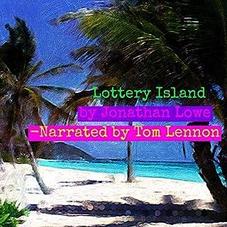 Lottery Island audiobook cover art