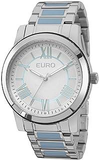 b0735f04780 Relógio Euro Feminino Coleção EU2035YEH 5K - Prata