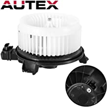 AUTEX HVAC Blower Motor Assembly Compatible with Honda Civic 2006-2011 Blower Motor Replacement for Jeep Wrangler 07-10 Blower Motor Air Conditioner 700194 68004195AA 79310SNAA01 79310SNAA02