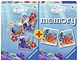 Buscando a Dory - Multipack Memory + 3 Puzzles (Ravensburger 68715)