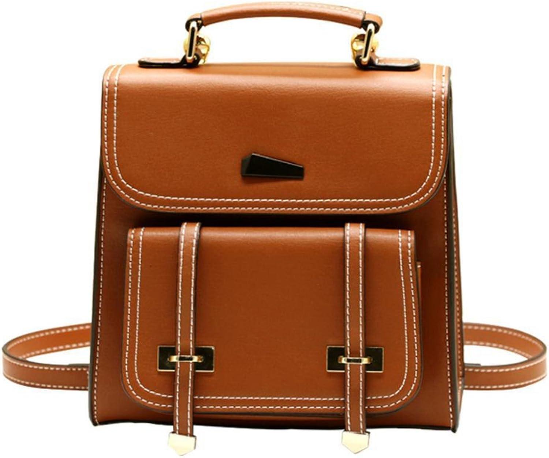 Axiba Eine Umhängetasche verdoppeln Umhängetasche Mehrzweck Kuh Tasche Rucksack Einfache Einfache Einfache Umhängetasche B07FFW4SBQ | Charmantes Design  5cbcbc