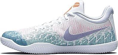 Amazon.com   Nike Men's Mamba Rage Basketball Shoes White/Hyper ...