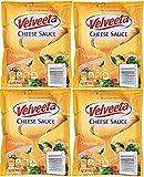 Velveeta original cheese sauce Contains 4 4 ounce packets - 1/2 cup each
