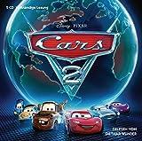 Cars 2 - Lisa Papademetriou