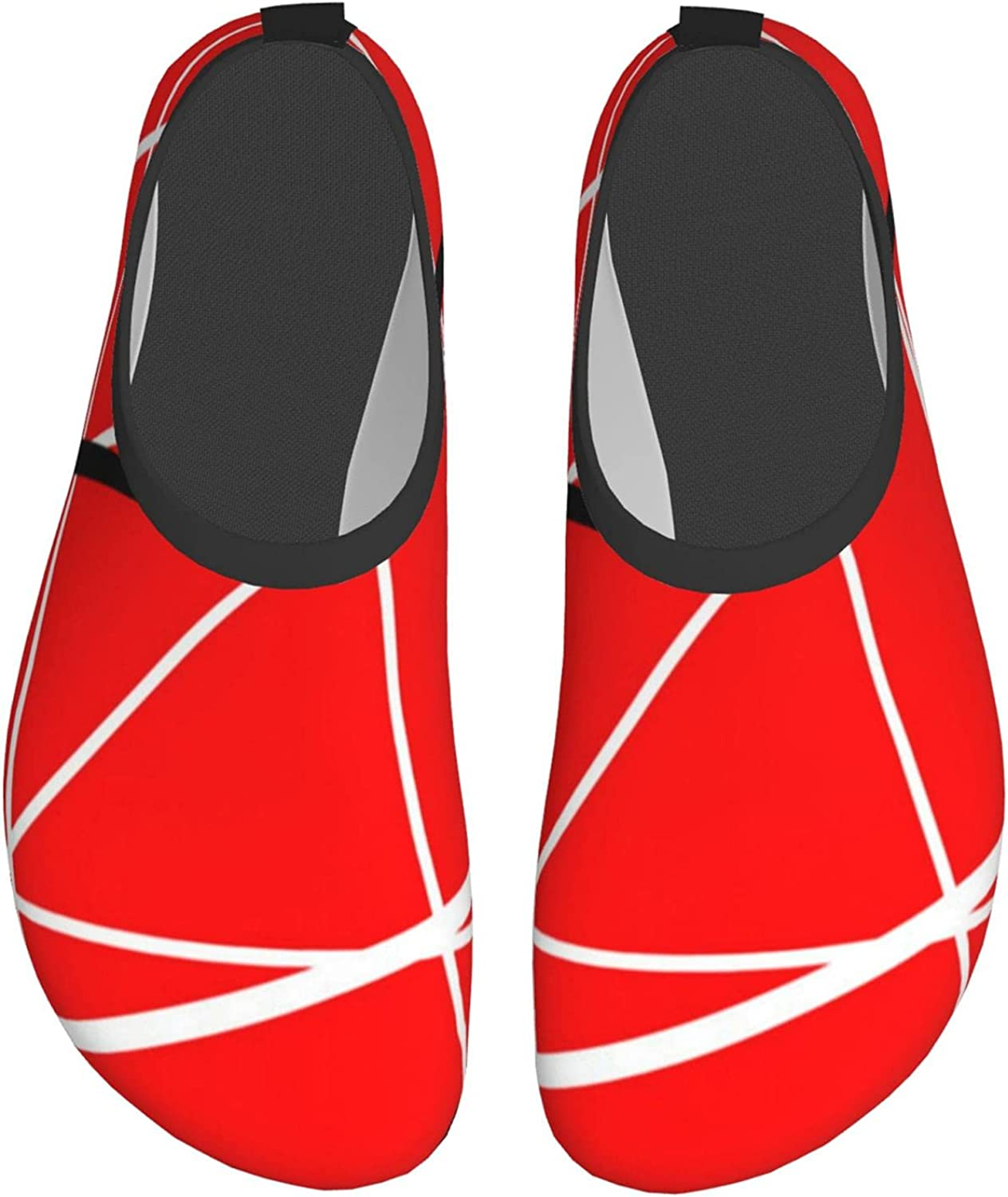 JZDACH Water Shoes Unisex Outdoor Beach Swimming Aqua Socks Quick-Dry Barefoot Shoes