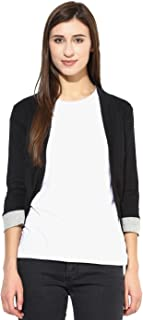 Espresso Women's LongShrug with Con Cuff