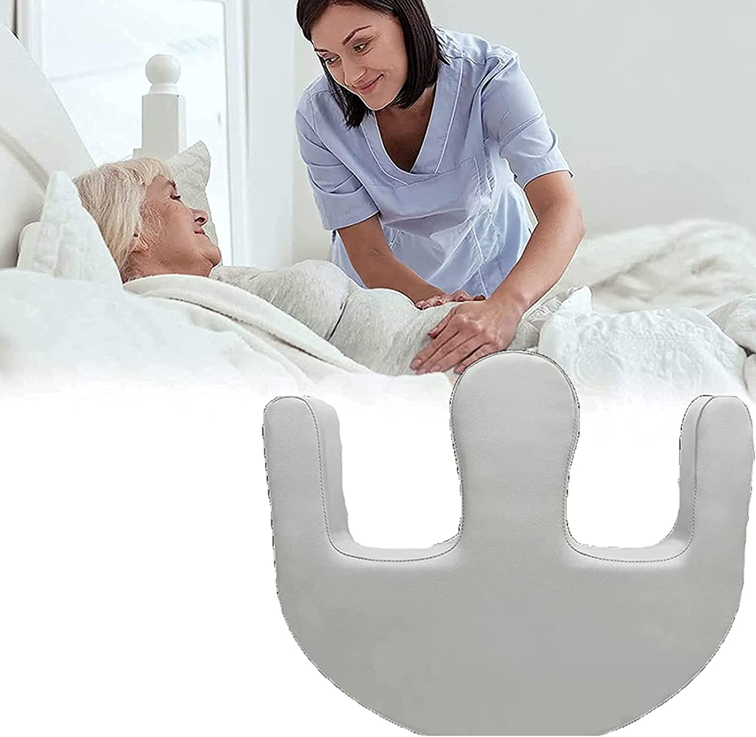 SXFYGYQ Bed Popular standard Rest Patient Tucson Mall Turning Leather Device Pu Devic