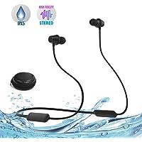Qi Hong Sport ipx5 Noise Cancelling Beats Bluetooth Wireless Headphones