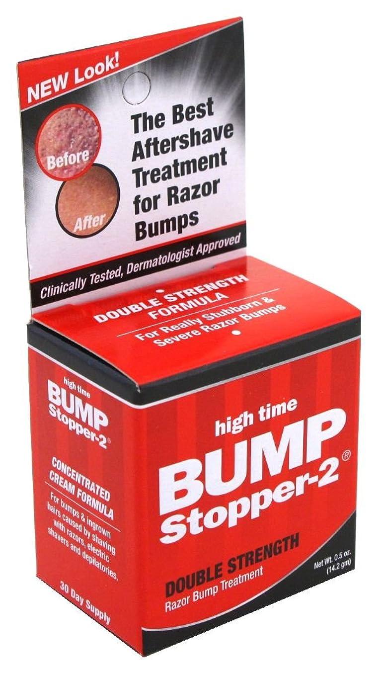 尊敬する健全固めるBump Stopper Double Strength 15 ml Treatment (3-Pack) (並行輸入品)