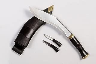 Genuine Nepal Army Service Khukuri - Authentic Gurkha Issue Kukri Knife or Khukris Handmade By Handicraft Mart in Nepal