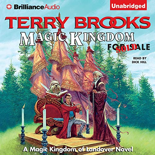 Magic Kingdom for Sale - Sold! audiobook cover art