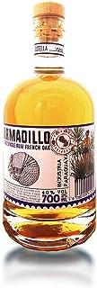 Armadillo French Oak, Pure Single Barrel Rum, 40% Alkohol, handgefertigt aus Paraguay, gereift auf natürlicher Eiche, Craft-Rum, ohne Zusatzstoffe 1 x 0.7 l