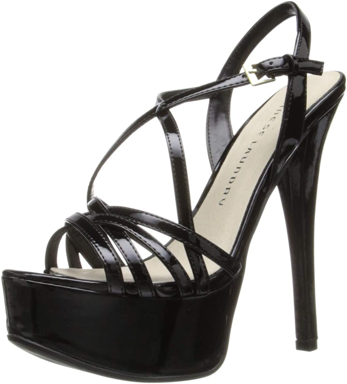 Chinese Laundry Women's Max 84% OFF Teaser Platform Sandal Dress New product