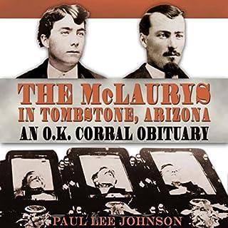 The McLaurys in Tombstone, Arizona audiobook cover art