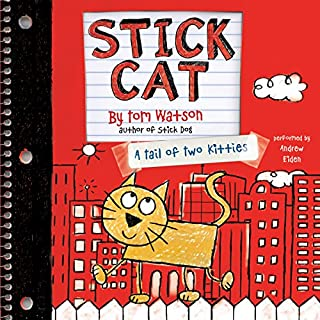 Stick Cat cover art