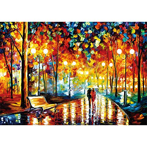 Puzzles for Adults 1000 Piece Jigsaw Puzzles 1000 Pieces for Adults Kids Large Puzzle Game Toys Gift Bruno Town 27.2' x 20.1'