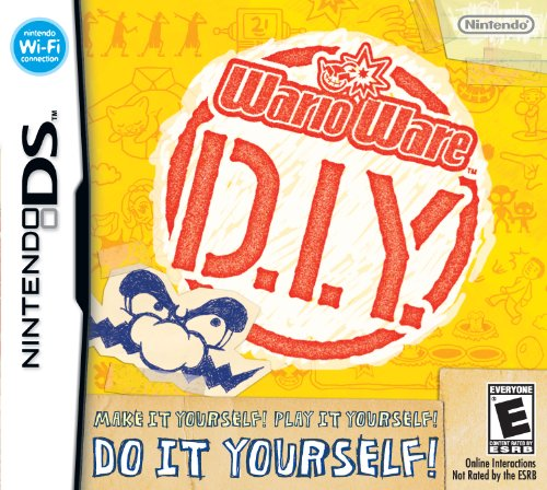WarioWare : D.I.Y (Nintendo DS) [Edizione: Regno Unito]