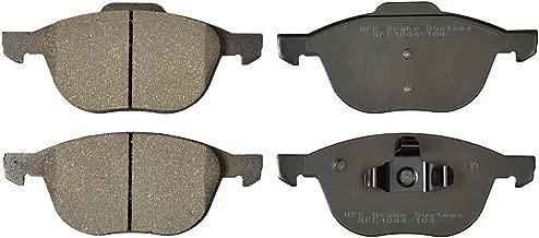 KFE Ultra Quiet Advanced KFE1044-104 Premium Ceramic FRONT Brake Pad Set
