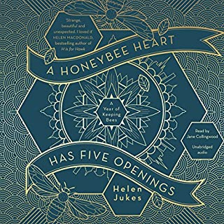 A Honeybee Heart Has Five Openings cover art