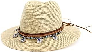 Fashion hat Seaside Sunscreen Visor Fashion Elegant Jazz hat Male