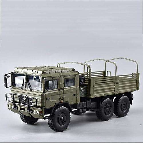 PENGJIE-Model 1 24 Ofüroad-Milit ürzeugmodell, Milit ürzeug, Milit ürzeug-Modell (Farbe   Car Model and Display Box)